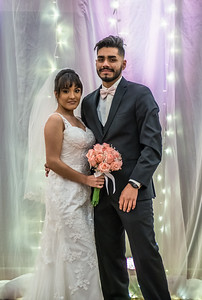 Aimee and Jose Posed Pictures
