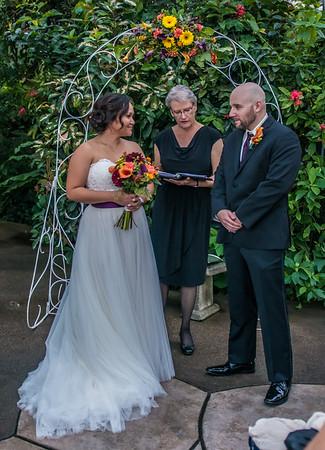 Carel and Eric Wedding Oct 2016