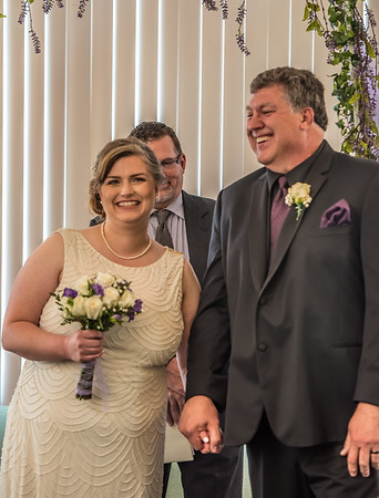 Erin and Bill Wedding June 3, 2017