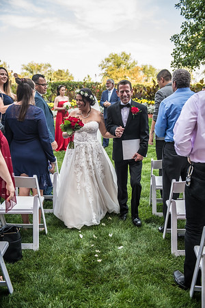 FELISHA AND MARK WEDDING August 8, 2018