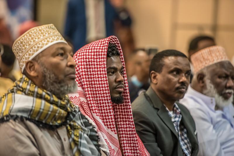 HAMZA AND ABDIRAHMON MASJID CEREMONY