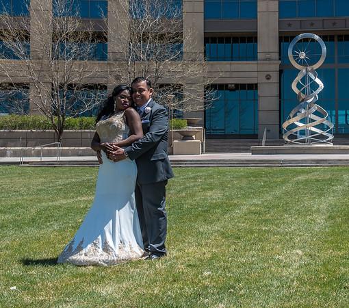 JANE AND ISMAEL WEDDING April 25, 2018