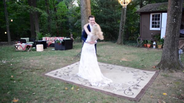 Jordi and Jordan wedding videos