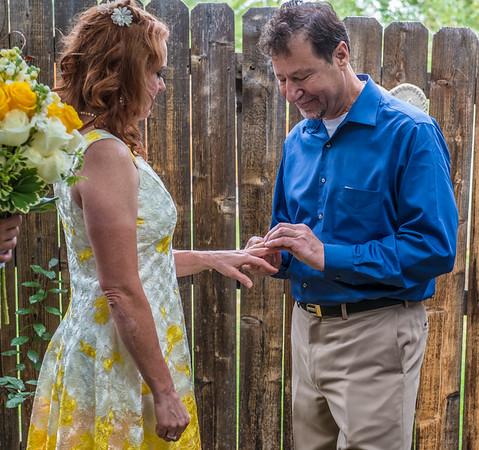 JULIE AND RANDY WEDDING September 16, 2017
