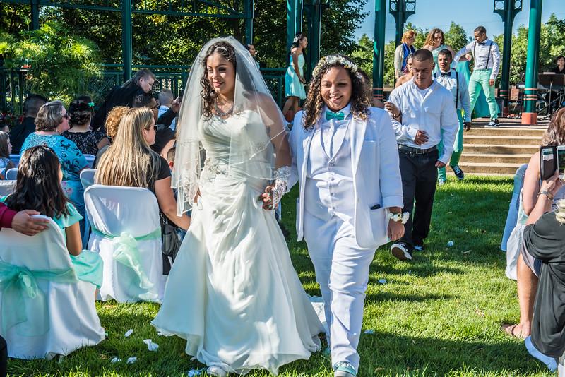 Joselyn and Rashonda Wedding Photography