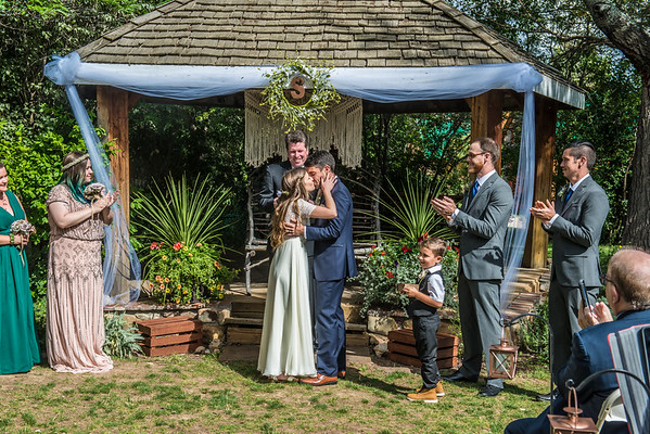 KELSEY AND CARL WEDDING August 12, 2017