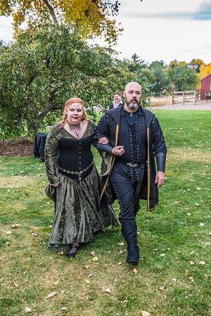 Kay and Damien Wedding October 2016