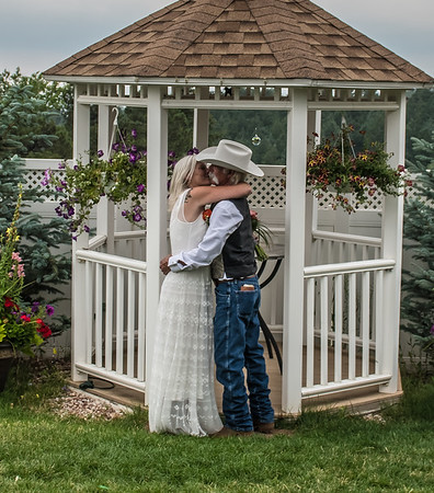 LAUREL AND DAVID WEDDING July 27, 2018