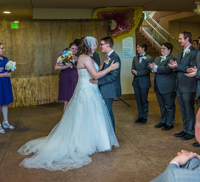 MORGAN AND TORRENCE WEDDING JUNE 15, 2017