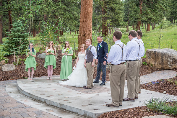 Sarah and Ben Ceremony
