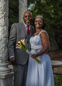 TAMMY AND FONTAINE WEDDING RECEPTION August 14, 2017