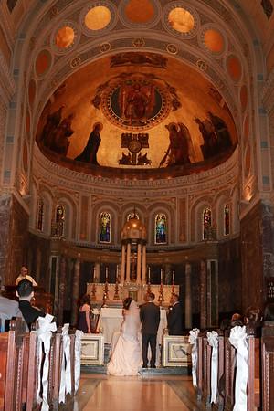 COLLINS & ELIAS WEDDING