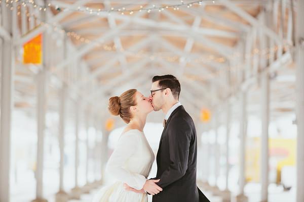 CRISTINA & RORY WEDDING