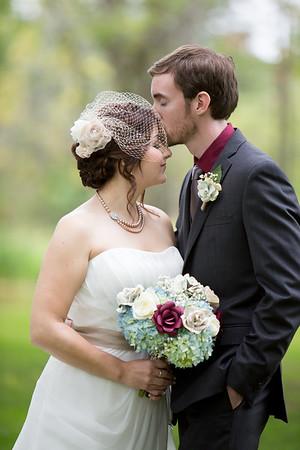 Erin + Brian/Wedding