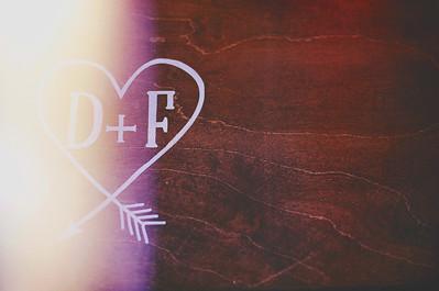 ♡ felicity + david! ♡