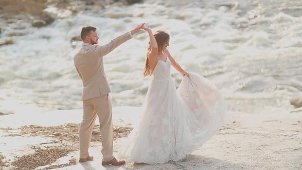 sam + kent | wedding video!