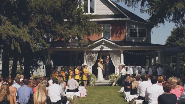 grusnick wedding film!