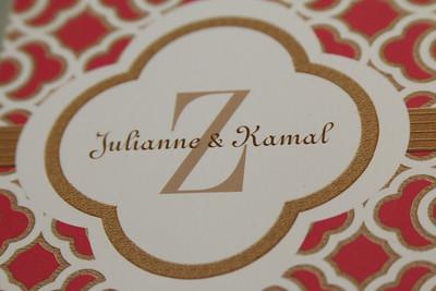 Julianne & Kamal