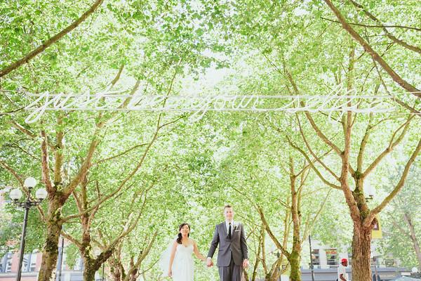 KEISHA & MATT WEDDING