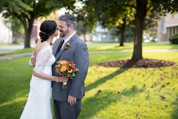 Katie and Frank's Wedding