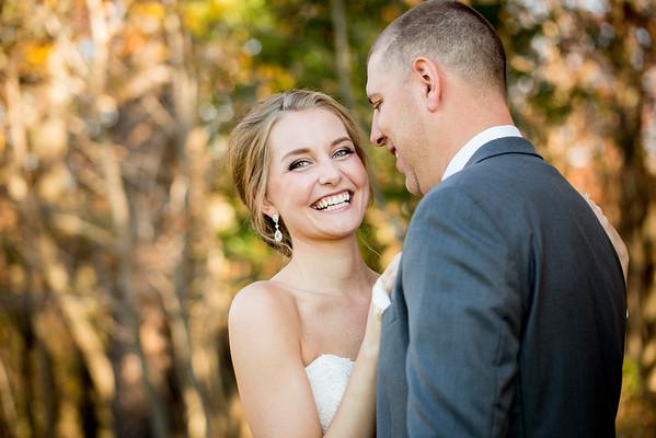 Kristin and Sean
