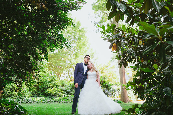 MEGHAN & ANDREW WEDDING