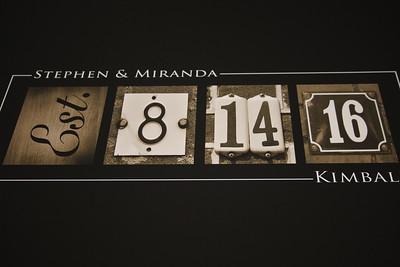 MIRANDA & STEPHEN DEZ