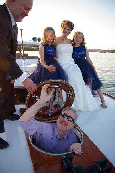Pre-wedding photo shoot - and photo bomber!  :D