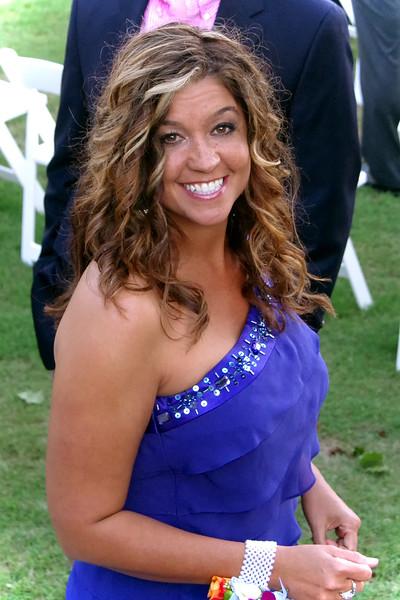 Wedding day - Soloist Tina Piper