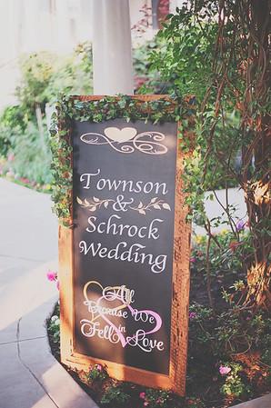 townson wedding!