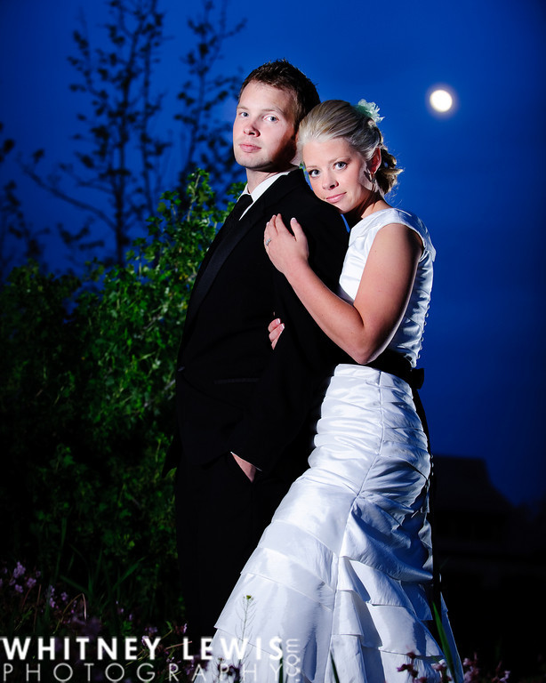 AT Bride and Groom