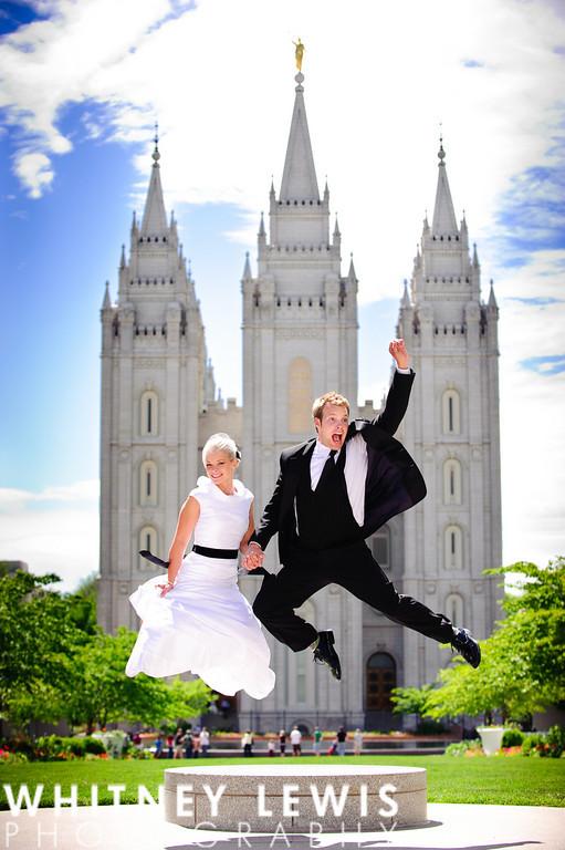 AT Newlyweds