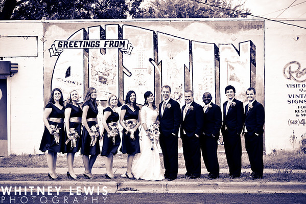 JJ Groups Wedding Party