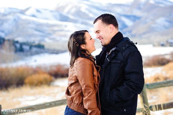 Nicole and Giuliano