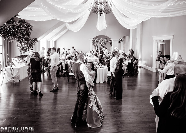 SJ Reception Dancing