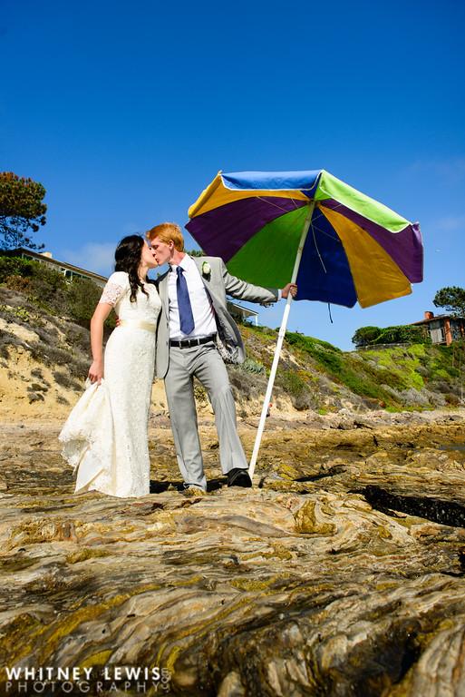 BT Newlyweds (Corona Del Mar Beach)