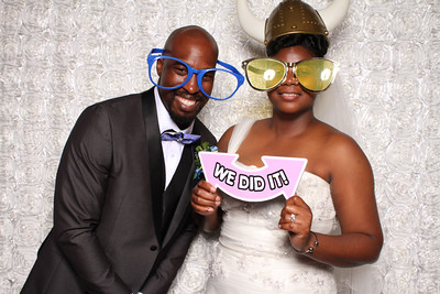 SHANIQUE & CHRISTOPHER 'S WEDDING 8-19-18