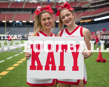 Katy vs. Cypress Ranch