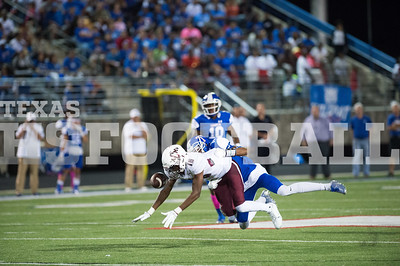 Temple vs A&M Consolidate 2017