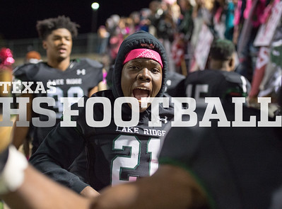 Mansfield Lake Ridge vs Mansfield Legacy  2017