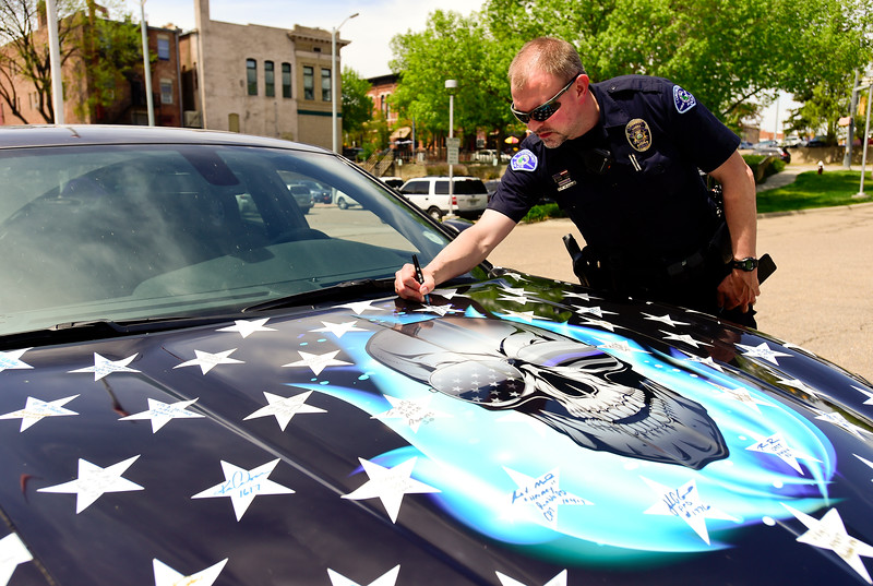 Longmont Police 2017 Dodge Charger