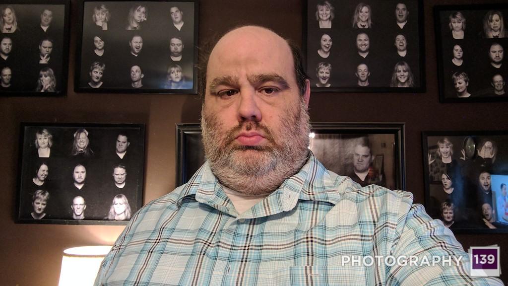 Selfie Project - January 22