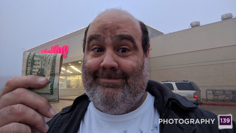 Selfie Project - January 20
