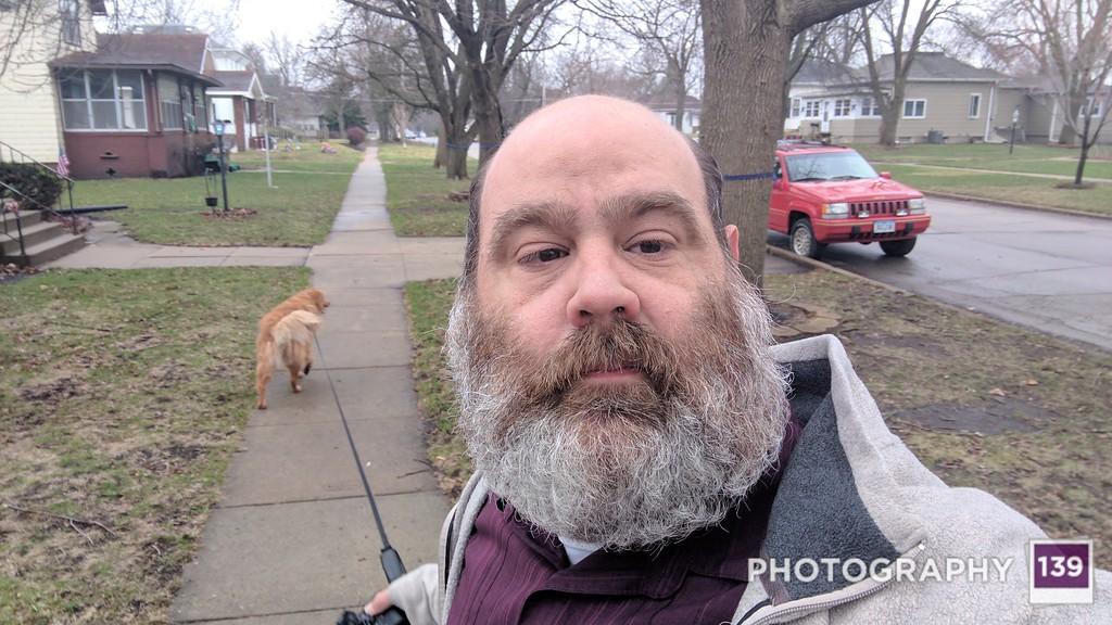 Selfie Project - April 2