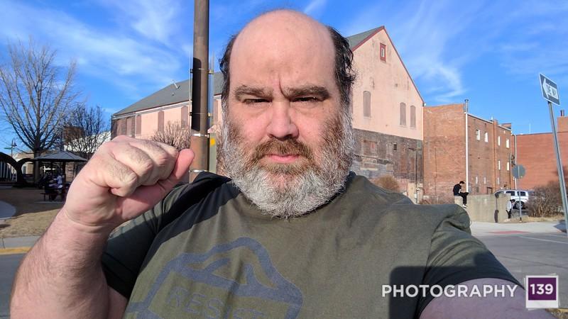 Selfie Project - February 17