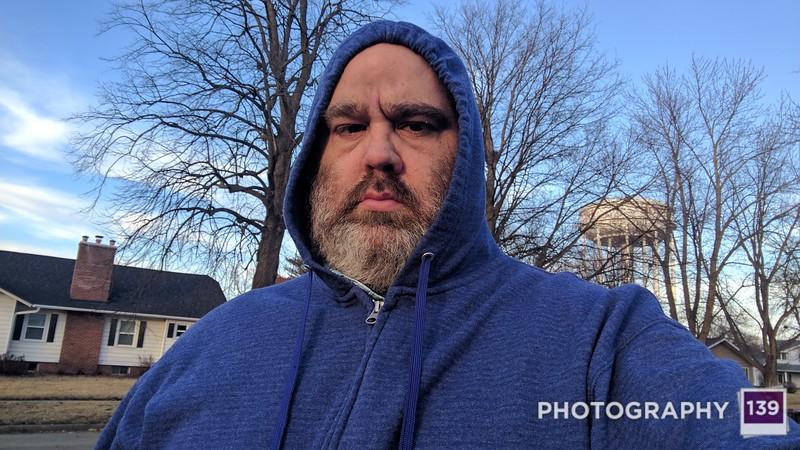 Selfie Project - February 13