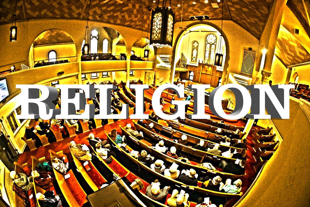WEEK 72 - RELIGION