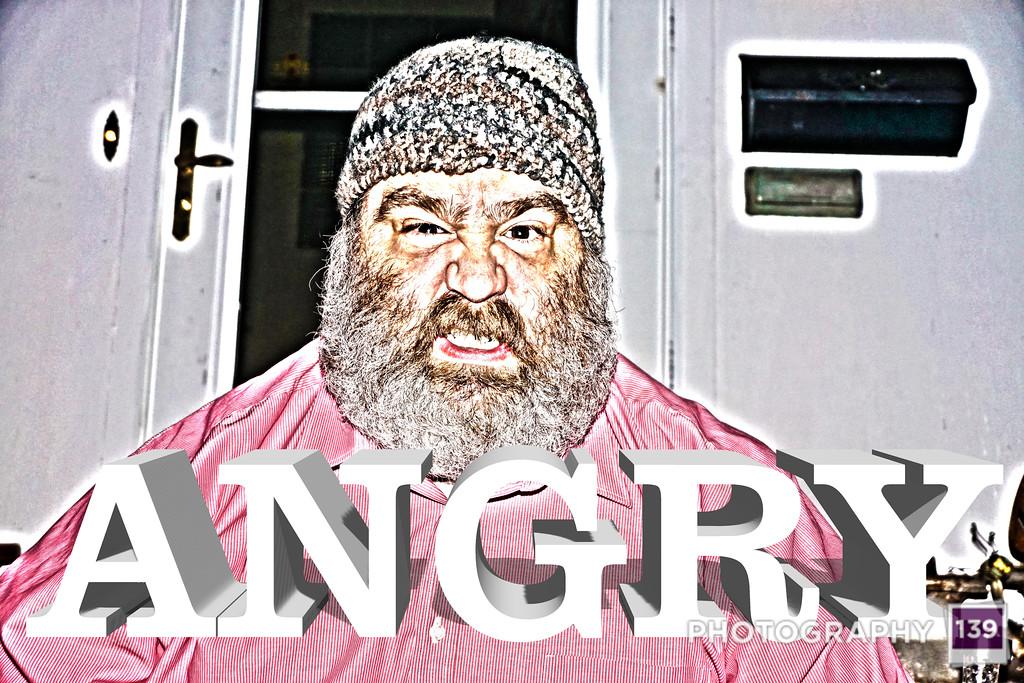 WEEK 82 - ANGRY