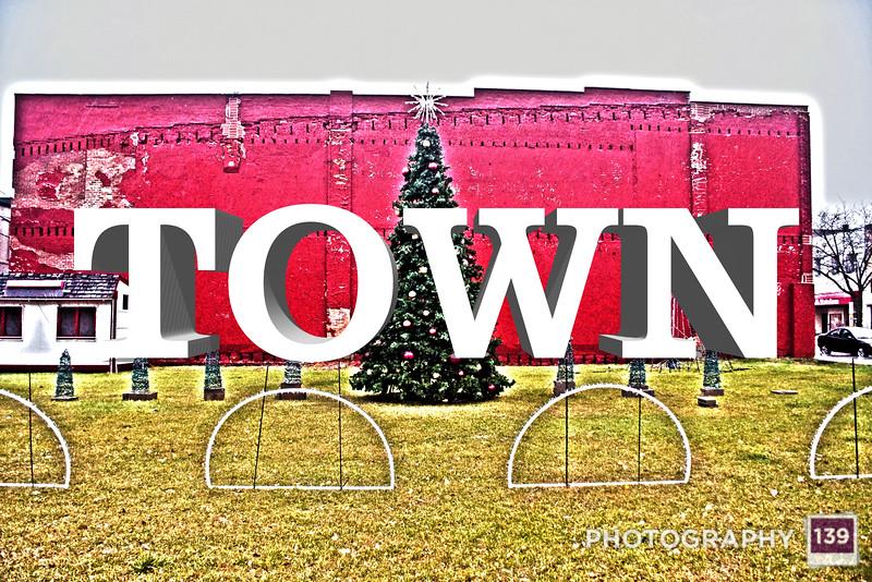 WEEK 64 - TOWN