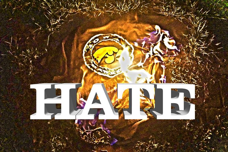 WEEK 102 - HATE
